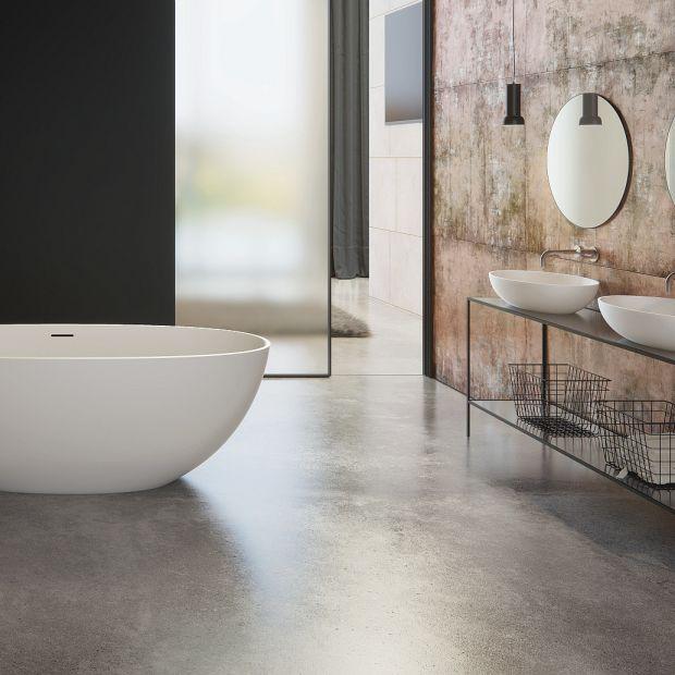 Wanna w łazience: piękne i praktyczne modele na każdy metraż