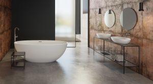 Wanna wolnostojąca będzie nie tylko wygodna, ale też pięknie zaprezentuje się w każdej łazience. W dueciez umywalką o organicznych kształtach nada przestrzeni klimatwyjątkowego, domowego spa.<br /><br /><br /><br /&g
