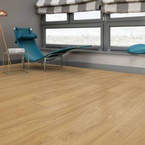 Postaw na dębową podłogę: Dąb Classic. Fot. Baltic Wood