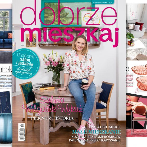 Magazyn Dobrze Mieszkaj 2-2019 - nowy numer już jest!