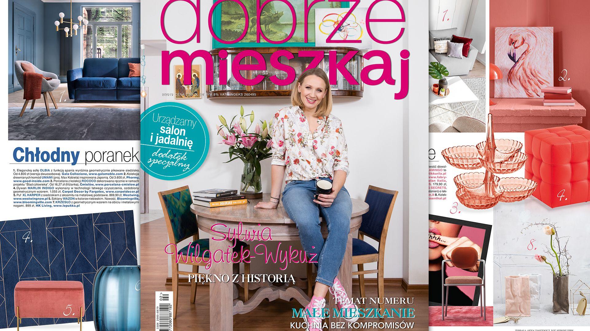 magazyn Dobrze Mieszkaj 2-2019