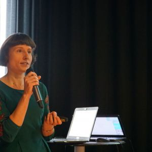 Anna Spalony, product manager  firmy CAD Projekt C&A