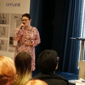 Justyna Łotowska, dyrektor wydawniczy, Publikator