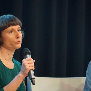 Dyskusja pt. Funkcjonalność vs estetyka - Anna Spalony, CAD Projekt C&A