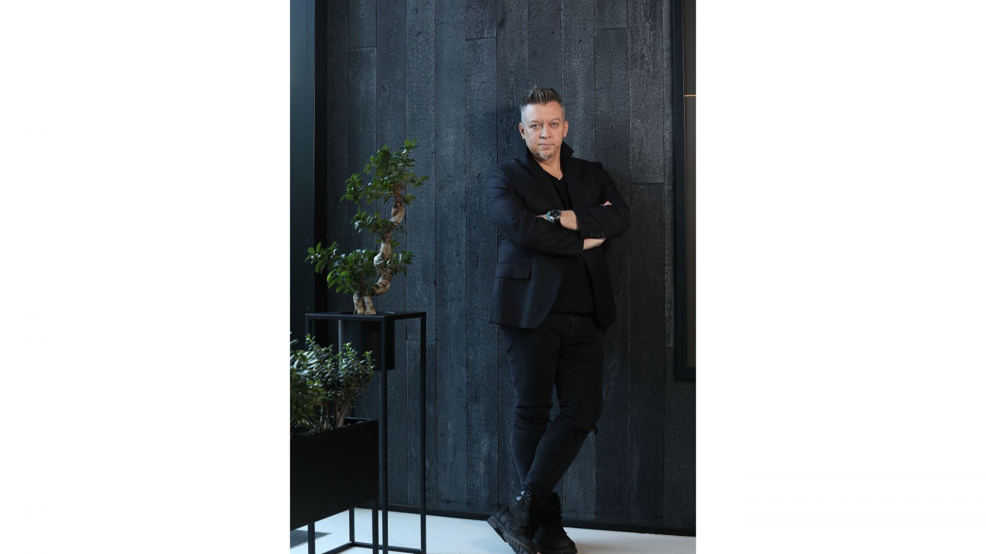 Robert Majkut. Fot. Bartosz Jarosz