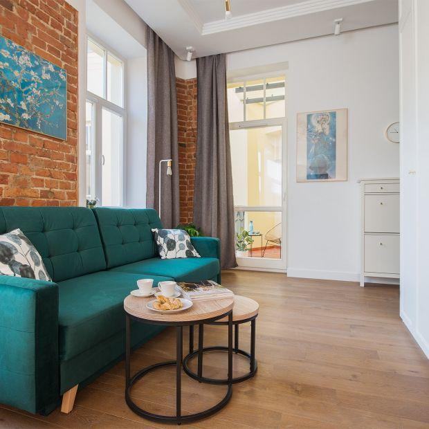 Małe mieszkanie - zobacz wygodną 25-metrową kawalerkę