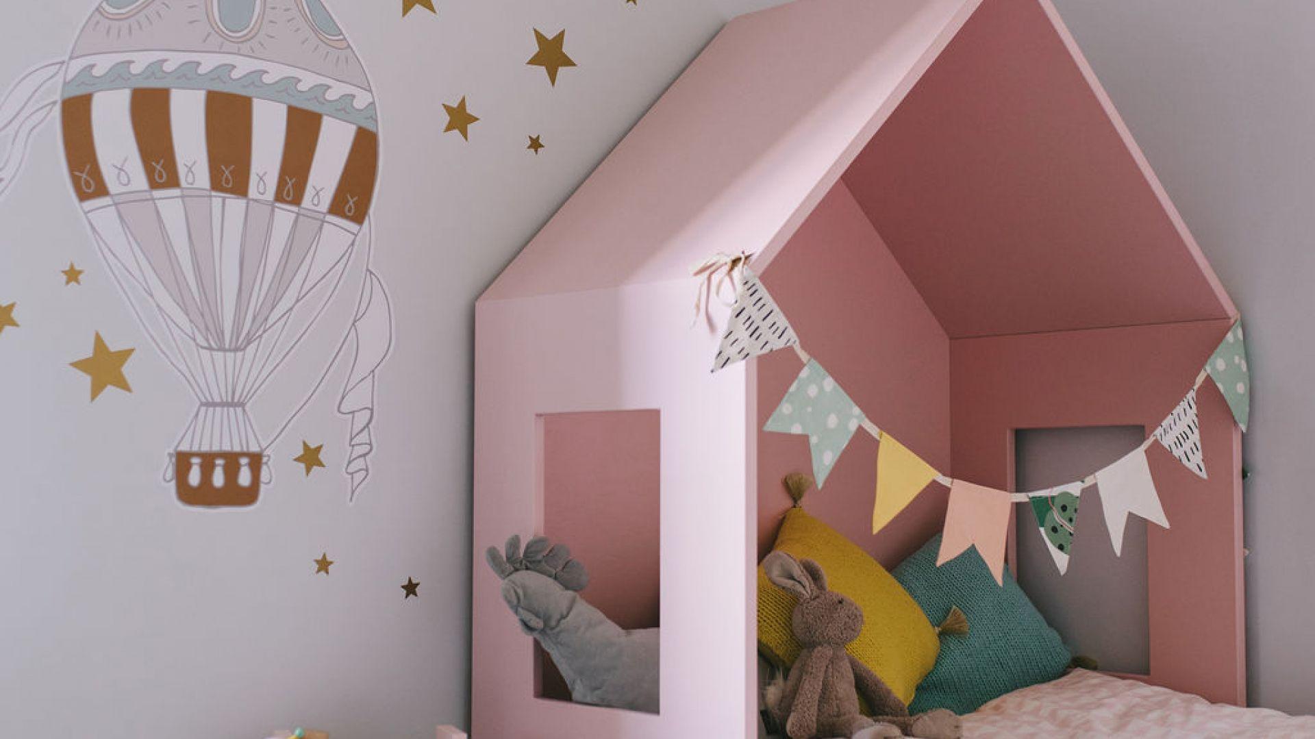 Meble do pokoju dziecka: łóżko-Domek. Fot. Sleep&Fun