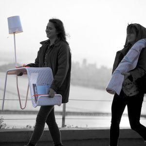 Ażurowy, wielofunkcyjny stolik z oświetleniem powstał w ramach kolekcji IKEA PS 2014. Projekt: Studio Rygalik. Fot. IKEA