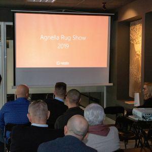 Agnella Rug Show. Fot. Agnella