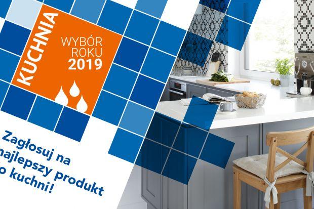 """Trwa głosowanie w konkursie """"Kuchnia-Wybór Roku"""" na najlepsze produkty do aranżacji i wyposażenia kuchni. Zapraszamy do oddawania głosów!"""