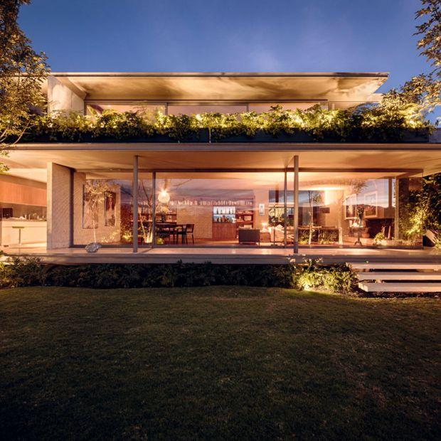 Nowoczesna willa. Tak mieszka w Mexico City architekt José Juana Rivera Río