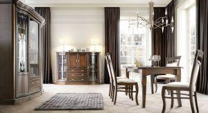 Wybierając meble do salonu i jadalni warto zwrócić uwagę na propozycje w stylu klasycznym, którycieszy sięcoraz większą popularnością wśród urządzających i projektantów wnętrz.