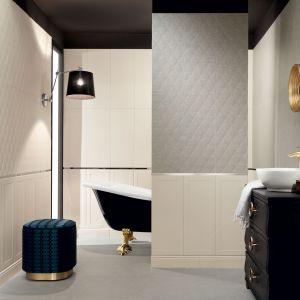 Nowa kolekcja płytek ceramicznych do łazienki - Chenille Classic. Fot. Tubądzin