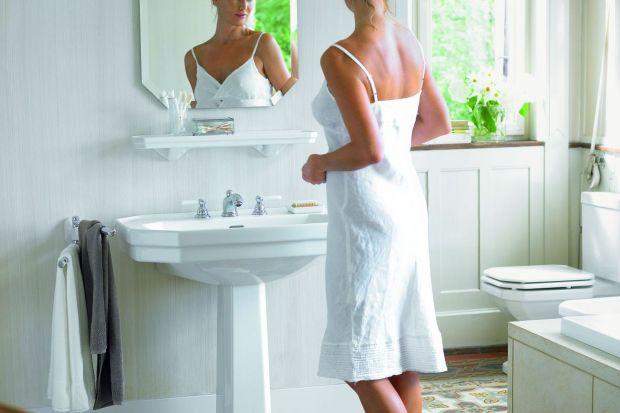 Łazienka w kobiecym wydaniu. Zobacz modne wnętrza