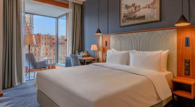 Radisson Hotel & Suites w Gdańsku: zobacz luksusowe wnętrza
