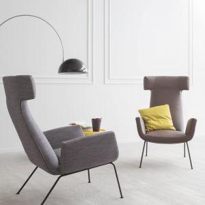 Skandynawska lekkość, włoski komfort – to atuty fotela Dora marki Pianca. Fot. Pianca
