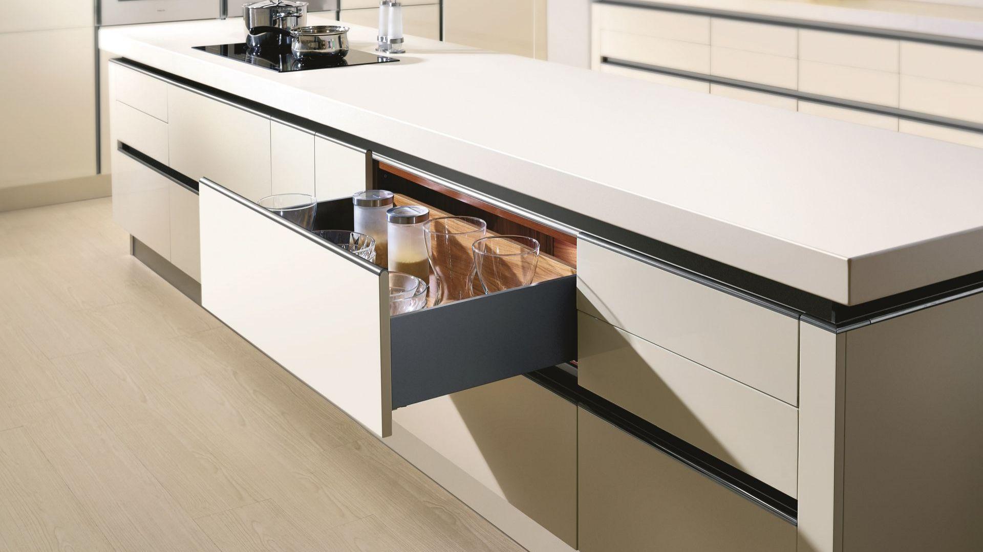 Przechowywanie W Kuchni Sprytne Pomysły Na Szuflady