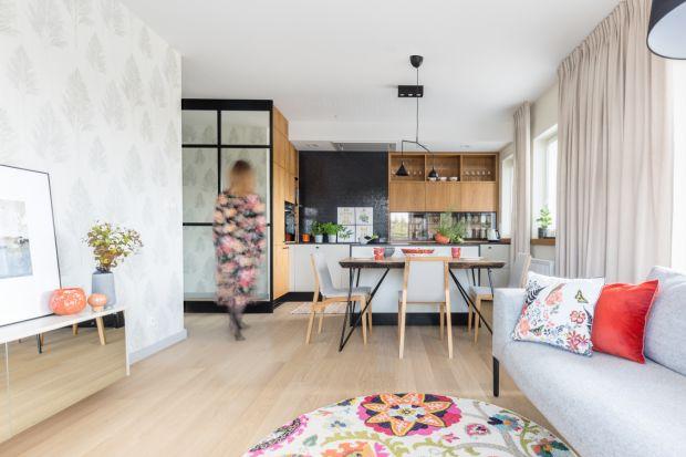 Nieduże mieszkanie - piękne, jasne, wygodne