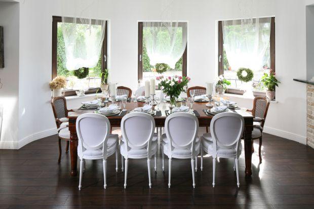 Stół w jadalni. Zobacz 20 pięknych aranżacji