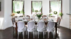 Elegancka i bogato zdobiona czy też prosta, minimalistyczna w formie – każdy może urządzić jadalnię zgodnie ze swoim gustem. Pamiętajmy, że powinna być praktyczna i urządzona ze smakiem.