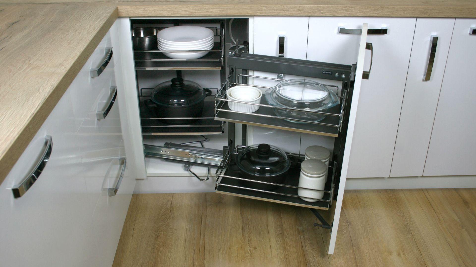 Jak Wykorzystać Szafki Narożne W Kuchni Sprawdź Co Radzą