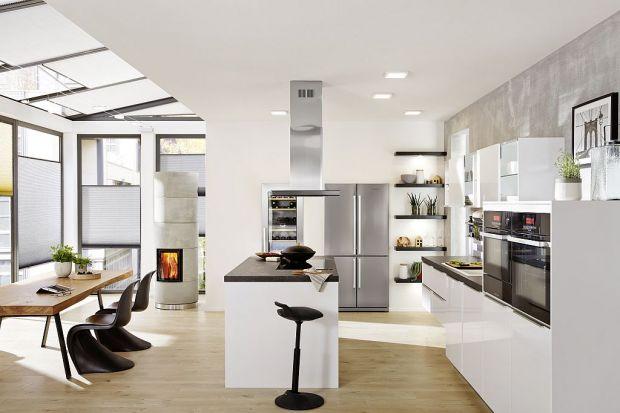 Wyposażenie kuchni. Poznaj praktyczne rozwiązania