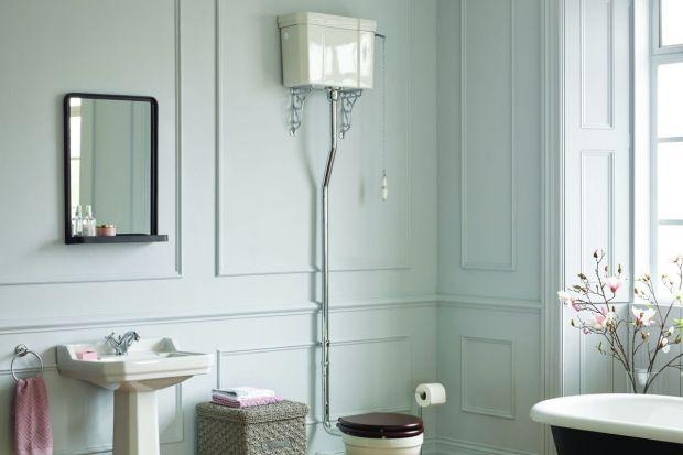 Ceramika łazienkowa w stylu retro. Zobacz ciekawe kolekcje
