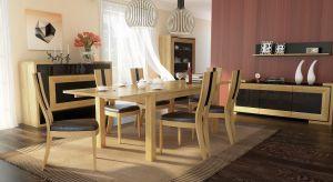 Zakup krzeseł w zestawie ze stołem gwarantuje, że całość do siebie będzie pasowała, czyli wysokość siedzisk jest odpowiednio dobrana do wysokości blatu, a przy stole panuje stylistyczna harmonia.