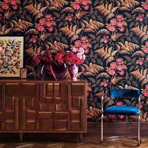 Kolekcja tapet Botanica składa się z 15 wzorów inspirowanych pięknem natury. Fot. Cole & Son /Tapetujemy.pl