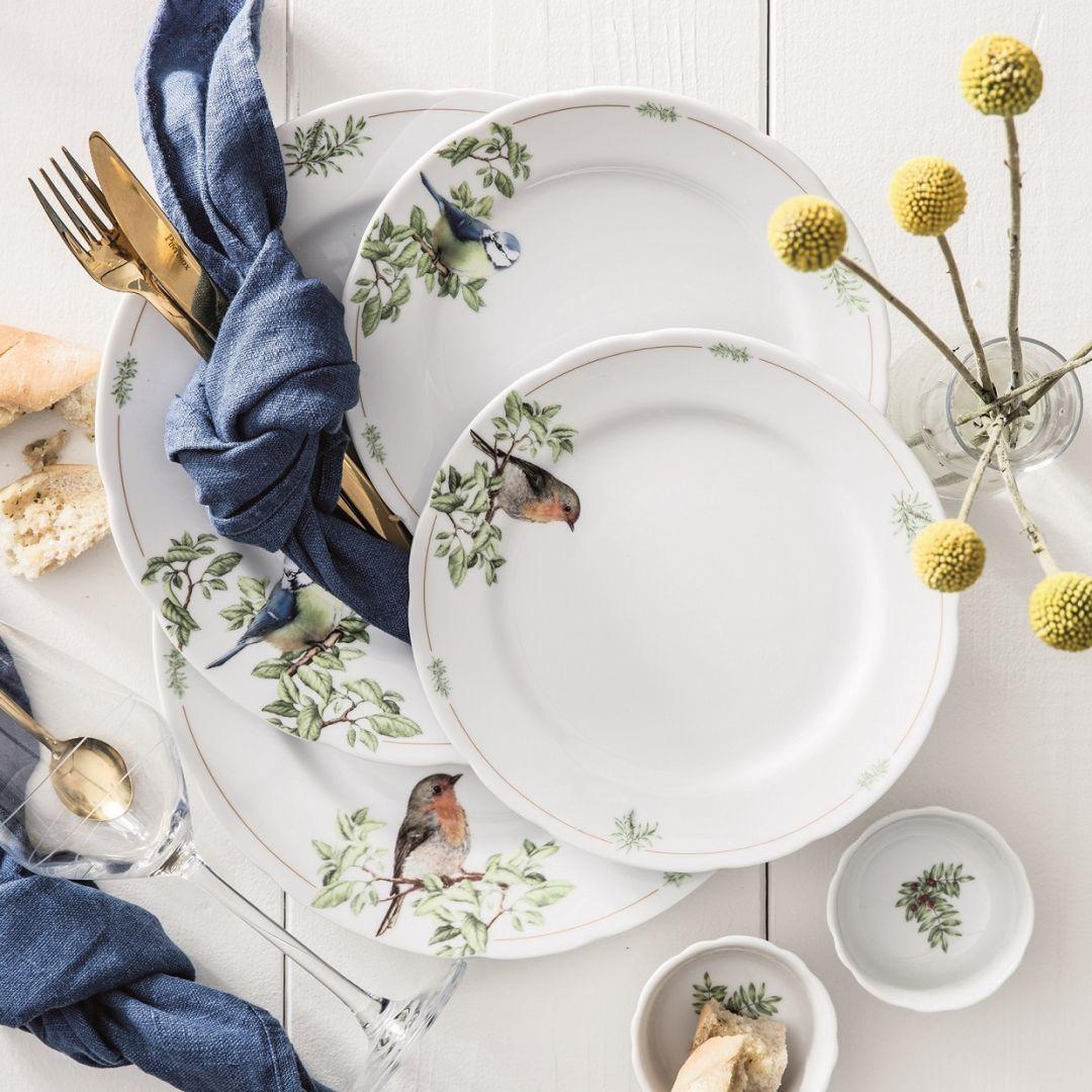 Wiosenne orzeźwienie - inspiracje dekoratorskie. Fot. Fyrklövern