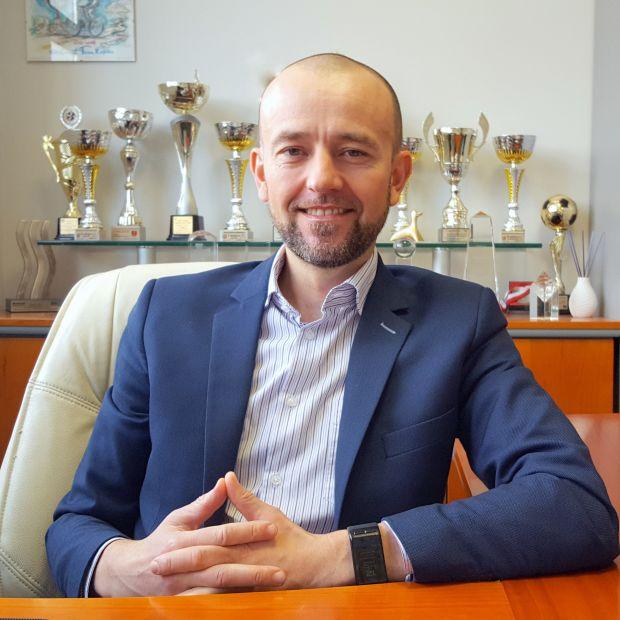 Adam Ptasiński, prezes zarządu Synage będzie dyskutował o najnowszych kierunkach rozwoju branży łazienkowej