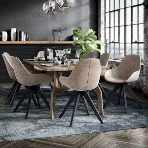 Krzesła z kolekcji Mariel. Fot. Claudie Design