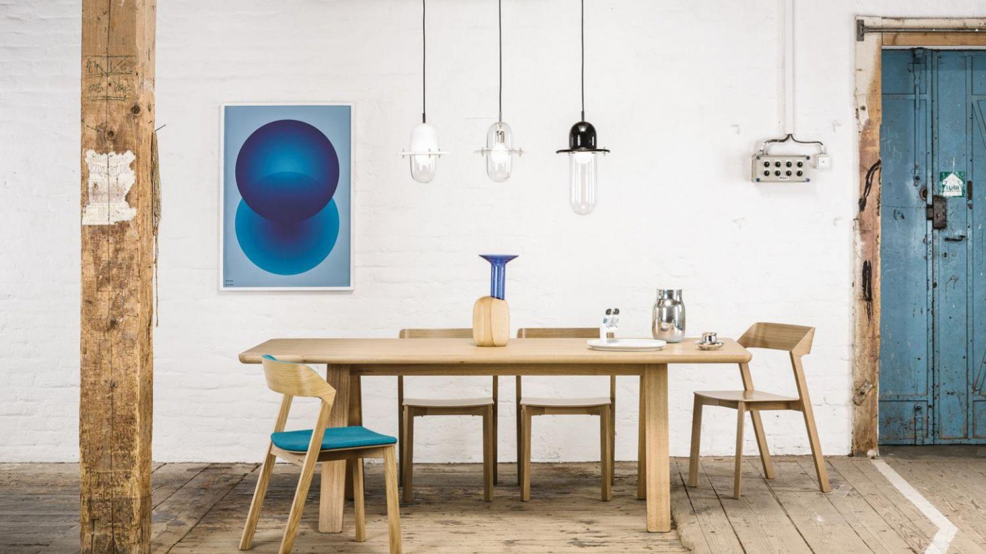 Krzesła z kolekcji Merano. Fot. Ton