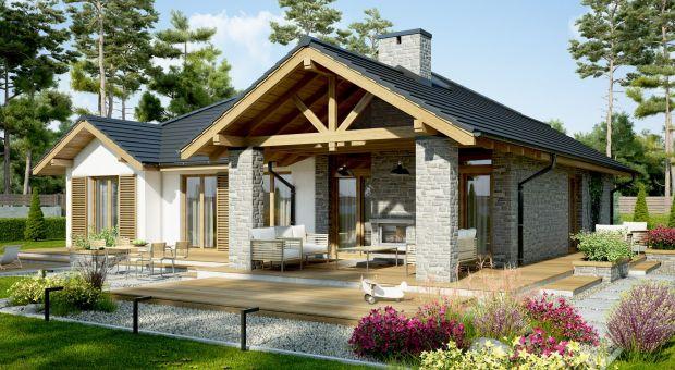 Dom dla rodziny. Zobacz projekt 130-metrowego domu