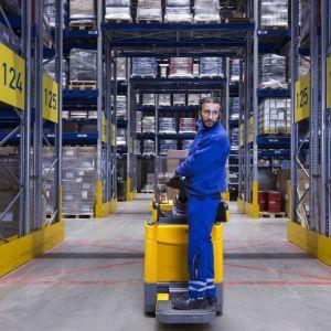 DACHSER – jeden z wiodących operatorów logistycznych – dysponuje siecią 425 oddziałów w 37 krajach w Europie, rozbudowaną siatką codziennych połączeń drobnicowych i ujednoliconym system IT. Fot. Dachser