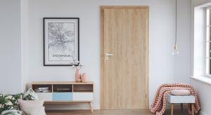 Drzwi ukryte w ścianie, minimalizm i piękne drewniane dekory - to najnowsze propozycje we wzornictwie drzwi wewnętrznych.