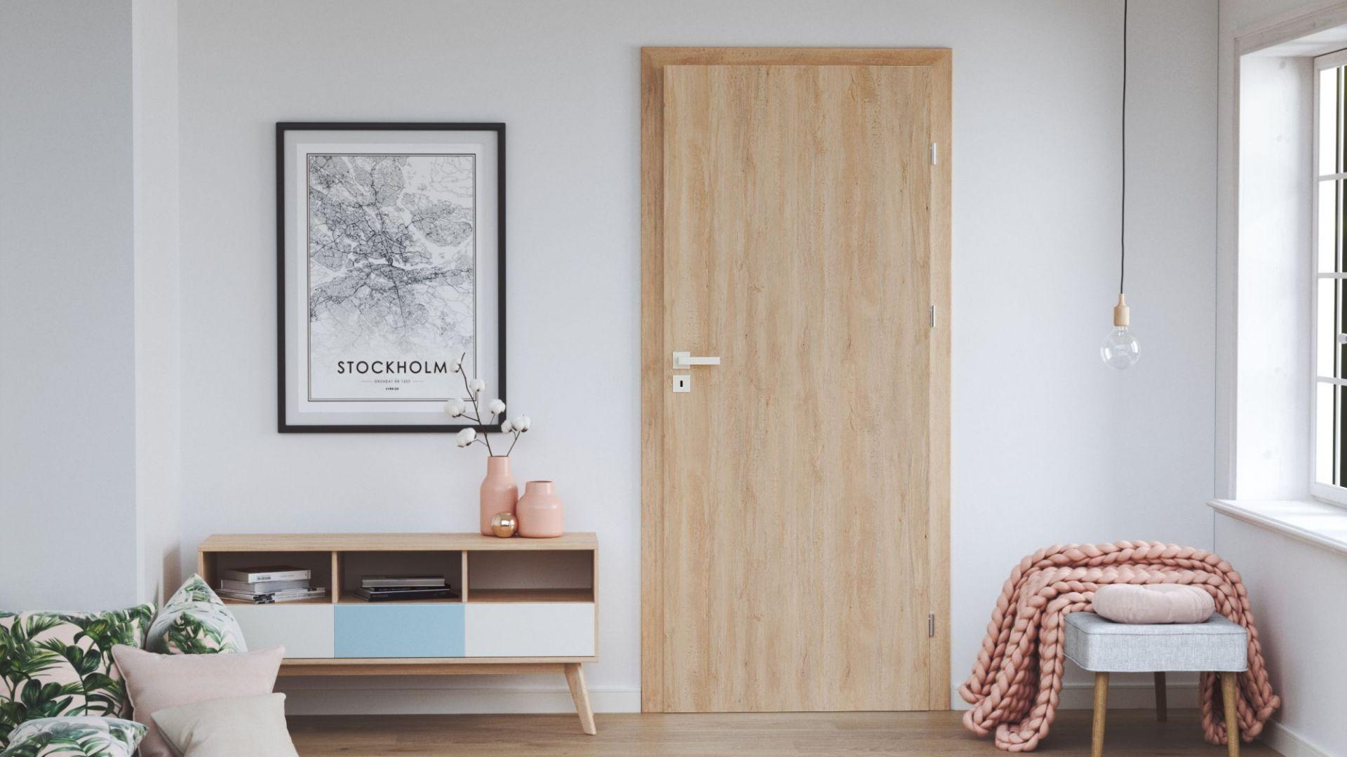 Nowoczesne drzwi - model Porta Decor. Fot. Porta