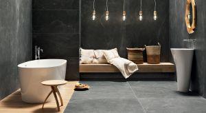 Surowość tekstur i minimalizm kamienia pozwalają zarówno na nawiązanie do natury w projektowanych wnętrzach, jak i na uzyskanie efektu wielkomiejskiego szyku.
