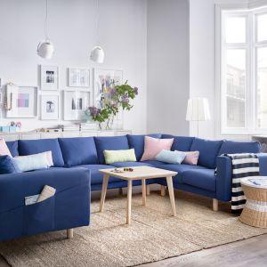 System Norsborg (IKEA) może być skonfigurowany w kształcie litery U. Fot. IKEA