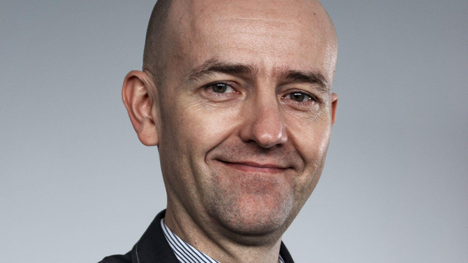 Adam Ptasiński, prezes zarządu Synage oraz LogiQ