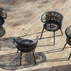 Krzesła Cirql. Fot. Dendon / Studio Forma 96