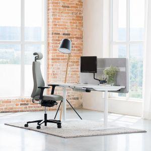 Aranżacja domowego biura. Fot. Everspace