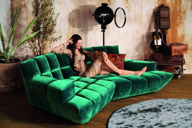 Luksusowe meble do salonu - zobacz kolekcję włoskiej marki