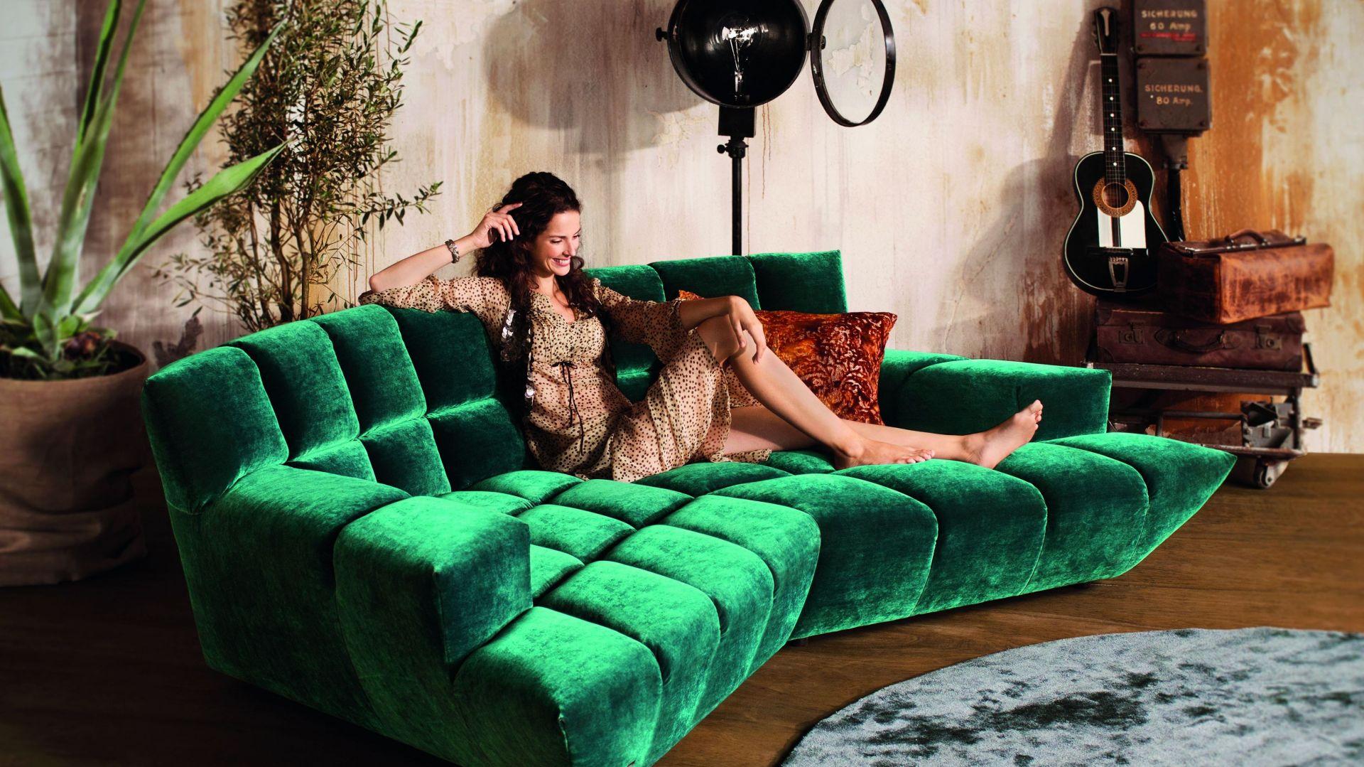 Luksusowa kolekcja mebli modułowych Cloud 7 marki Bretz. Fot. Bretz / Galeria Heban