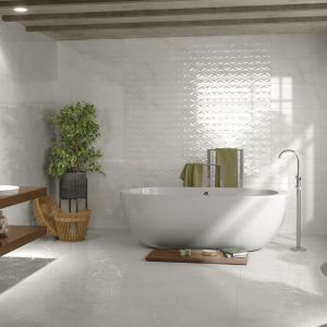 Minimalizm w łazience. Fot. Azteca