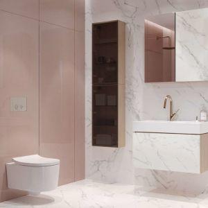 Wyposażenie łazienki. Trendy na 2019 rok. Fot. Cersanit