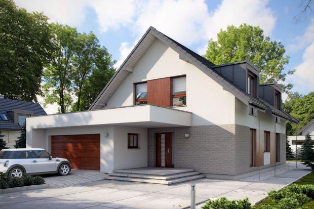 Wygodny dom z poddaszem: idealny projekt dla rodziny