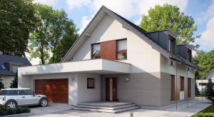 Alwin 4 to średniej wielkości dom jednorodzinny, parterowy z użytkowym poddaszem i garażem dwustanowiskowym. Powierzchnia użytkowa 167 metrów kwadratowych pozwoli na komfortowe zamieszkanie 5-6-osobowej rodzinie.