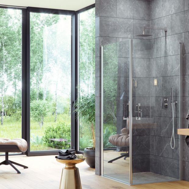 Nowoczesna łazienka: zobacz kabiny prysznicowe idealne do każdego wnętrza