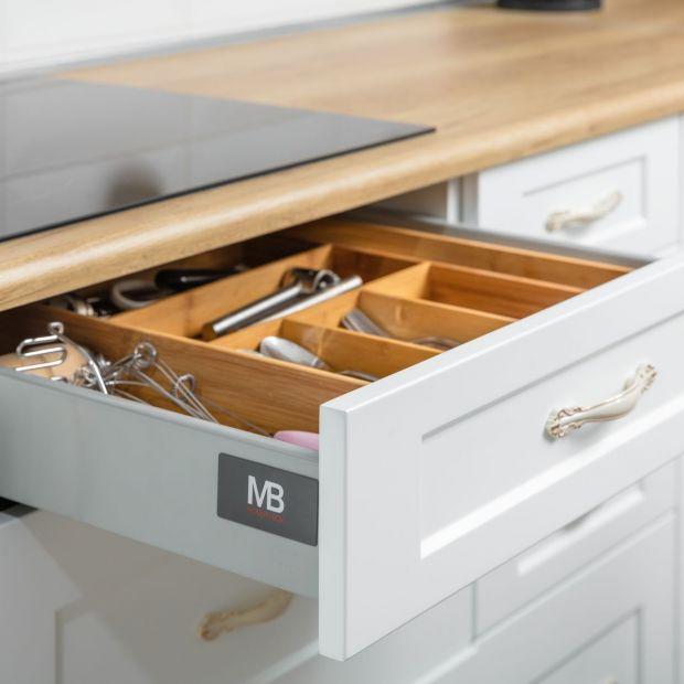 Wiosenne porządki w kuchni - poznaj praktyczne szuflady